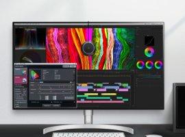 Созданный для работы с графикой монитор LG UltraFine 32UL950 получил приз сообщества фотографов