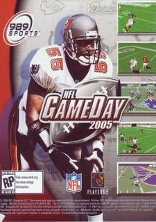 NFL Game Day 2005
