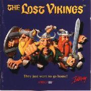 The Lost Vikings – фото обложки игры