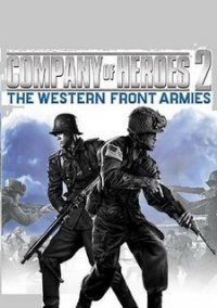 Company of Heroes 2: The Western Front Armies – фото обложки игры