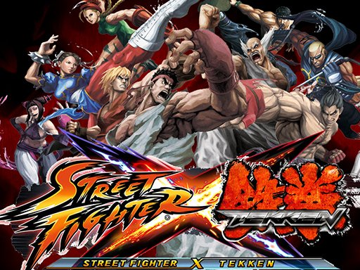 VideoGameBlog - Street Fighter x Tekken
