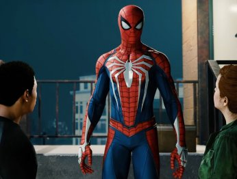 Spider-Man (2018). Сюжетный трейлер