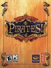 Sid Meier's Pirates! – фото обложки игры