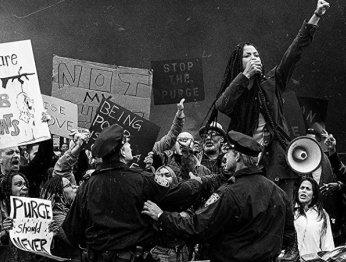 Нехоррор, алиберальная пропаганда. Короткая рецензия нафильм «Судная ночь. Начало»