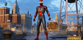 Spider-Man (2018). Геймплейный трейлер