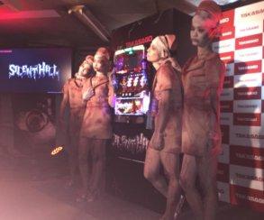 Konami помнит о Silent Hill! Кажется, японцы хотят отправить свои хоррор-патинко на экспорт