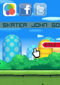 Jumpy Skater John Got Swag – фото обложки игры