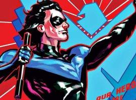 Почему суперсилы вне закона вкомиксе Nightwing: The New Order?