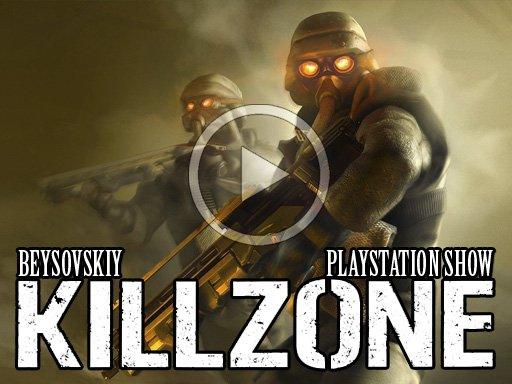 PlayStation Show: Killzone