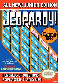 Jeopardy! Junior Edition