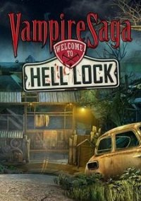 Vampire Saga - Welcome To Hell Lock – фото обложки игры