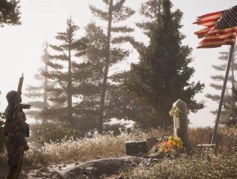 Far Cry 5. Представление напарников