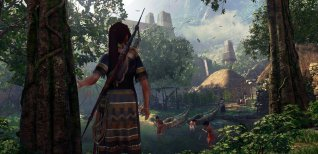 Shadow of the Tomb Raider. Геймплейный трейлер к E3 2018