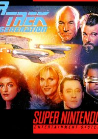 Star Trek: The Next Generation: Future's Past – фото обложки игры