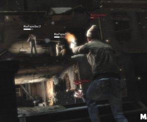 Max Payne 3 станет черно-белой