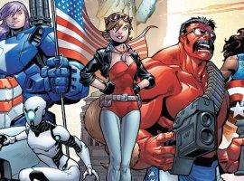 В комиксе U.S.Avengers представили нового Халка и Железного Человека