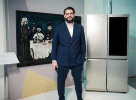 LGпредставила новый топовый монитор иоткрыла выставку вМузее современного искусства