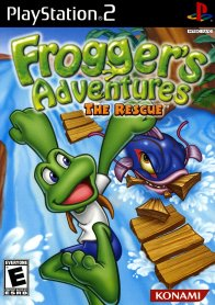 Frogger's Adventures: The Rescue