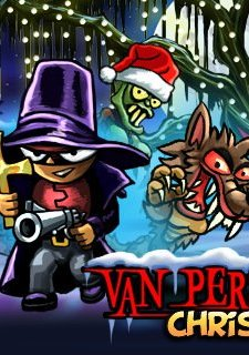 Van Pershing - Christmas Monster Hunter