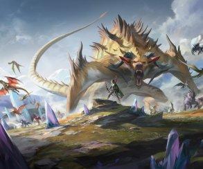 MTG Arena получит набор «Икория: Логово Исполинов»