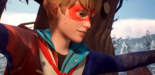 The Awesome Adventures of Captain Spirit. Анонсирующий трейлер