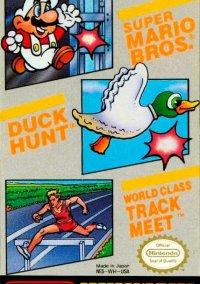 Super Mario Bros. / Duck Hunt / World Class Track Meet – фото обложки игры