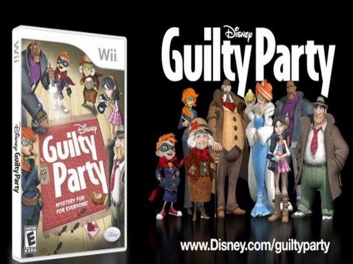 Disney Guilty Party. Видеоинтервью