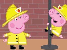 Английские пожарные нашли сексизм в «Свинке Пеппе»