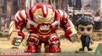 Фигурки пофильму «Мстители: Война Бесконечности»: Танос, Тор, Железный человек идругие герои. - Изображение 310