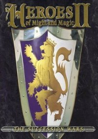 Heroes of Might and Magic II: The Succession Wars – фото обложки игры