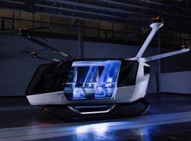 Skai— футуристичное летающее такси наводородном топливе