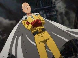 Вышелновый трейлер второго сезона аниме One-PunchMan. Сайтама уже близко!