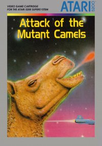 Attack of the Mutant Camels – фото обложки игры
