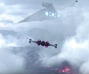 Star Wars Battlefront: демонстрация режима Fighter Squadron