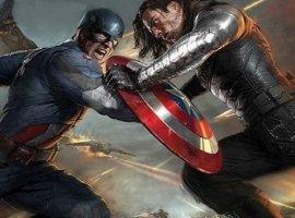 Себастиан Стэн многое рассказал оботношениях Капитана Америка иЗимнего Солдата