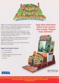 Magical Truck Adventure – фото обложки игры