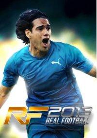 Real Soccer 2013 – фото обложки игры