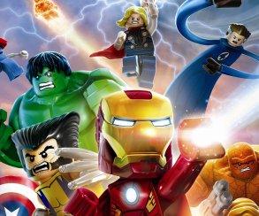 Выход демо-версии LEGO: Marvel Super Heroes состоится на этой неделе