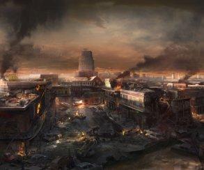 Взгляните напотрясающие концепт-арты Wolfenstein II: The New Colossus