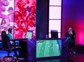 Финальная стадия чемпионата РФПЛ покиберфутболу прошла намониторах LGстехнологией FreeSync