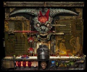 Джон Ромеро подарил себе скульптуру Doom за $6 тыс.