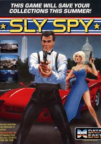 Sly Spy – фото обложки игры