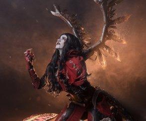Косплей дня: Женская версия Doom