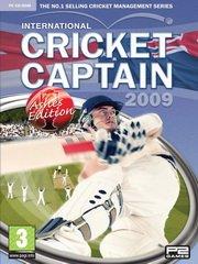 International Cricket Captain 2009 – фото обложки игры