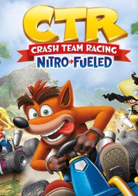 Crash Team Racing: Nitro-Fueled – фото обложки игры