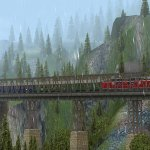Скриншот EEP Virtual Railroad 4 – Изображение 4