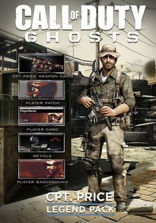 Call of Duty: Ghosts - Captain Price