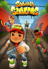 Subway Surfers – фото обложки игры