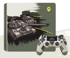 [18:00] Розыгрыш PS4 на стриме World of Tanks: Mercenaries!
