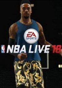NBA Live 18 – фото обложки игры
